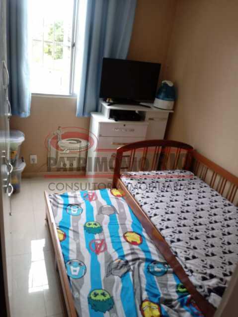 9 - Excelente Apartamento em Tomas Coelho com 2quartos, vaga de garagem, piscina, churrasqueira e play - PAAP23966 - 10