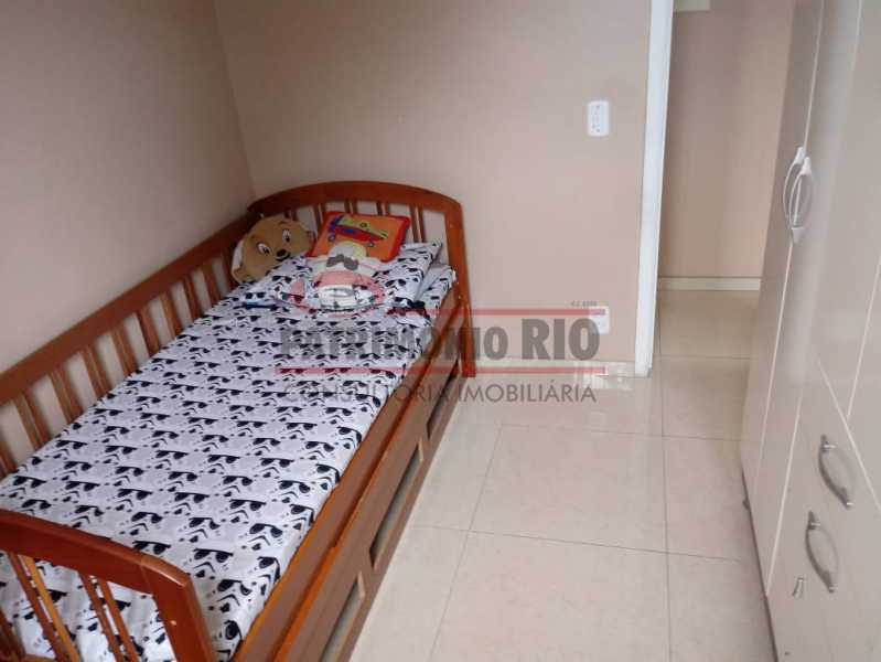 10 - Excelente Apartamento em Tomas Coelho com 2quartos, vaga de garagem, piscina, churrasqueira e play - PAAP23966 - 11