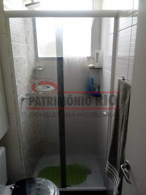 12 - Excelente Apartamento em Tomas Coelho com 2quartos, vaga de garagem, piscina, churrasqueira e play - PAAP23966 - 13