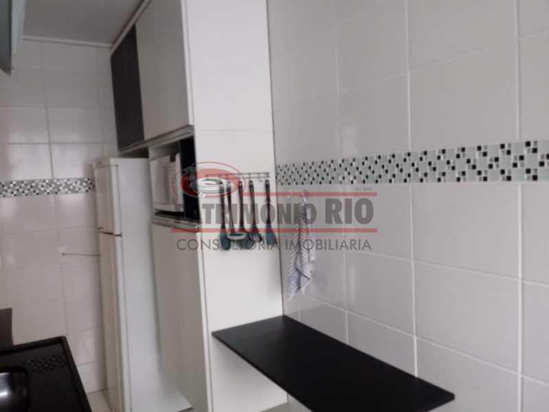 14 - Excelente Apartamento em Tomas Coelho com 2quartos, vaga de garagem, piscina, churrasqueira e play - PAAP23966 - 15