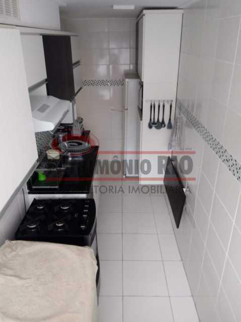 15 - Excelente Apartamento em Tomas Coelho com 2quartos, vaga de garagem, piscina, churrasqueira e play - PAAP23966 - 16