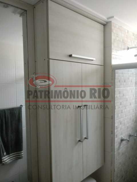 17 - Excelente Apartamento em Tomas Coelho com 2quartos, vaga de garagem, piscina, churrasqueira e play - PAAP23966 - 18