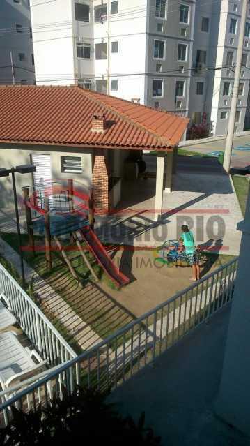 20 - Excelente Apartamento em Tomas Coelho com 2quartos, vaga de garagem, piscina, churrasqueira e play - PAAP23966 - 21