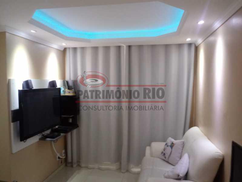 21 - Excelente Apartamento em Tomas Coelho com 2quartos, vaga de garagem, piscina, churrasqueira e play - PAAP23966 - 22