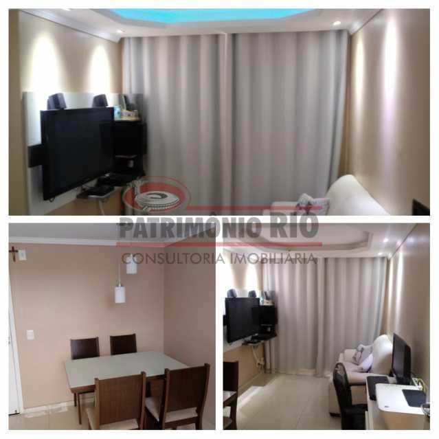 22 - Excelente Apartamento em Tomas Coelho com 2quartos, vaga de garagem, piscina, churrasqueira e play - PAAP23966 - 23