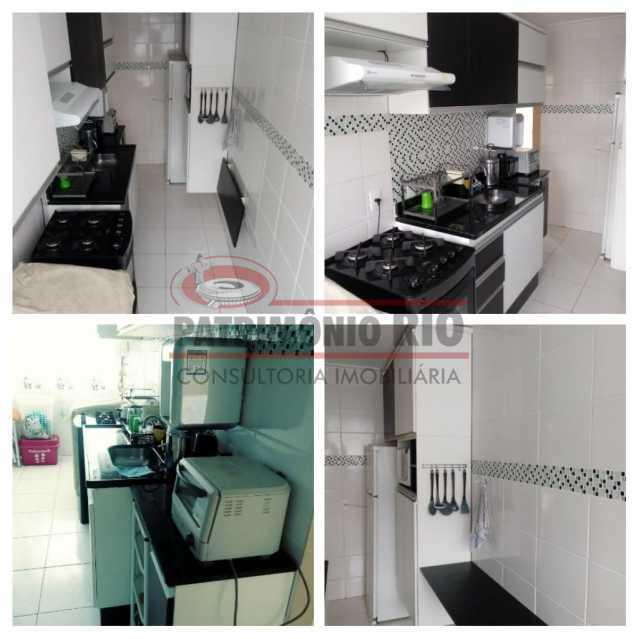 25 - Excelente Apartamento em Tomas Coelho com 2quartos, vaga de garagem, piscina, churrasqueira e play - PAAP23966 - 26