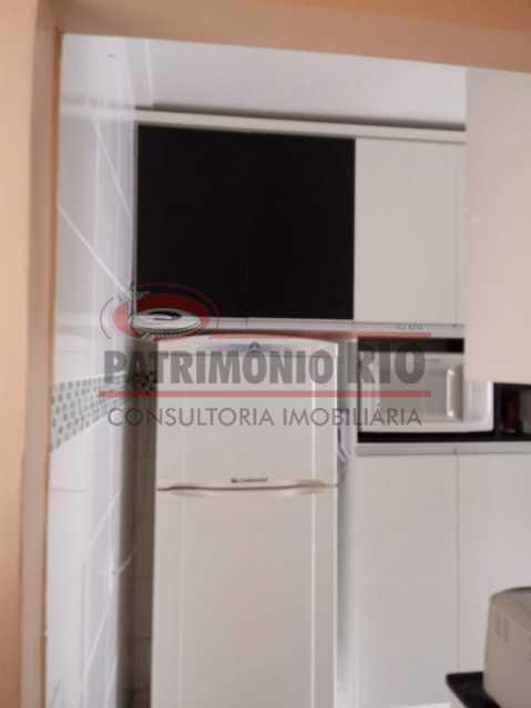 26 - Excelente Apartamento em Tomas Coelho com 2quartos, vaga de garagem, piscina, churrasqueira e play - PAAP23966 - 27