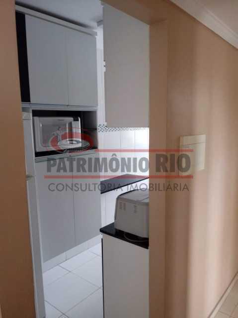 27 - Excelente Apartamento em Tomas Coelho com 2quartos, vaga de garagem, piscina, churrasqueira e play - PAAP23966 - 28