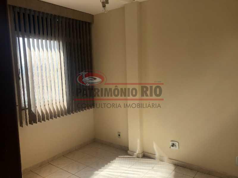 5 - Apartamento vazio no coração do Méier, 2quartos dependência e vaga e desocupado - PAAP23967 - 7