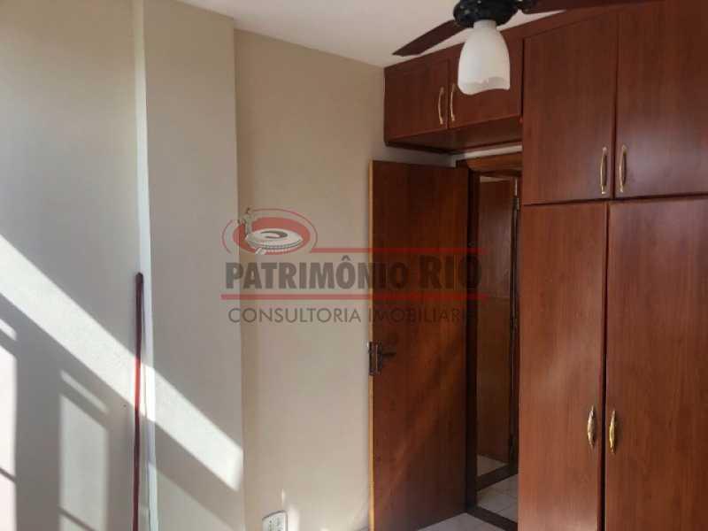 7 - Apartamento vazio no coração do Méier, 2quartos dependência e vaga e desocupado - PAAP23967 - 9