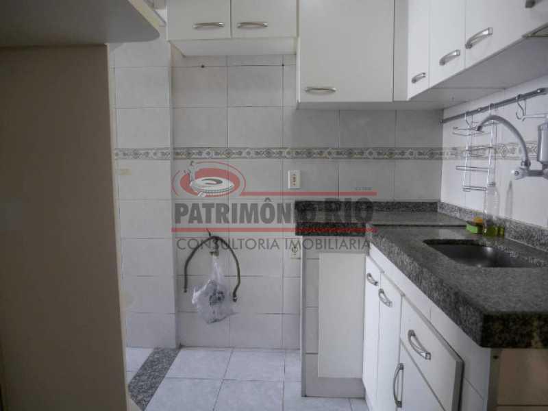 11 - Apartamento vazio no coração do Méier, 2quartos dependência e vaga e desocupado - PAAP23967 - 13