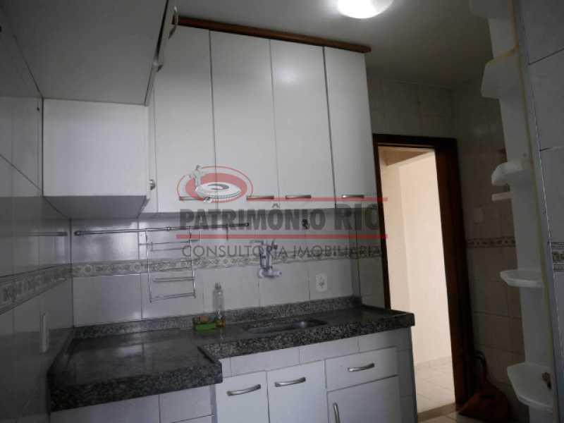 12 - Apartamento vazio no coração do Méier, 2quartos dependência e vaga e desocupado - PAAP23967 - 14
