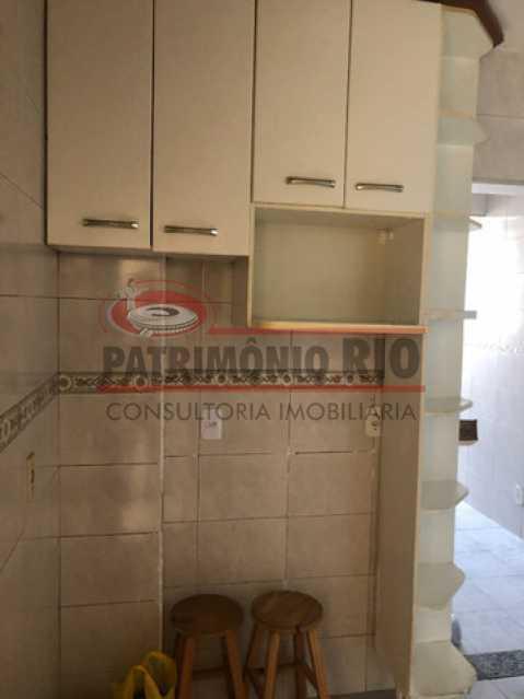 14 - Apartamento vazio no coração do Méier, 2quartos dependência e vaga e desocupado - PAAP23967 - 16
