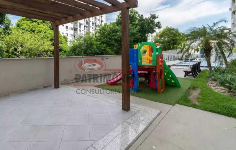 SPR40 - Apartamento de 1quarto no Spazio Recoleta - PAAP10450 - 27