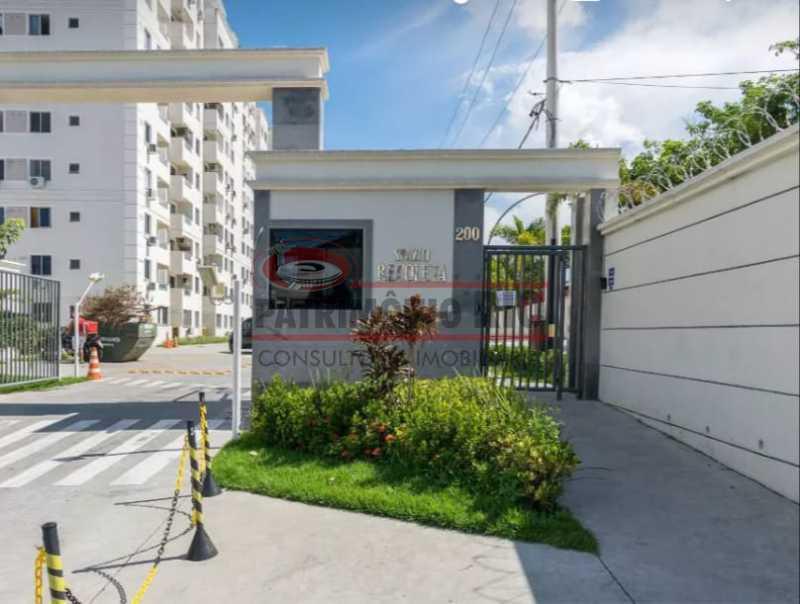 SPR42 - Apartamento de 1quarto no Spazio Recoleta - PAAP10450 - 29