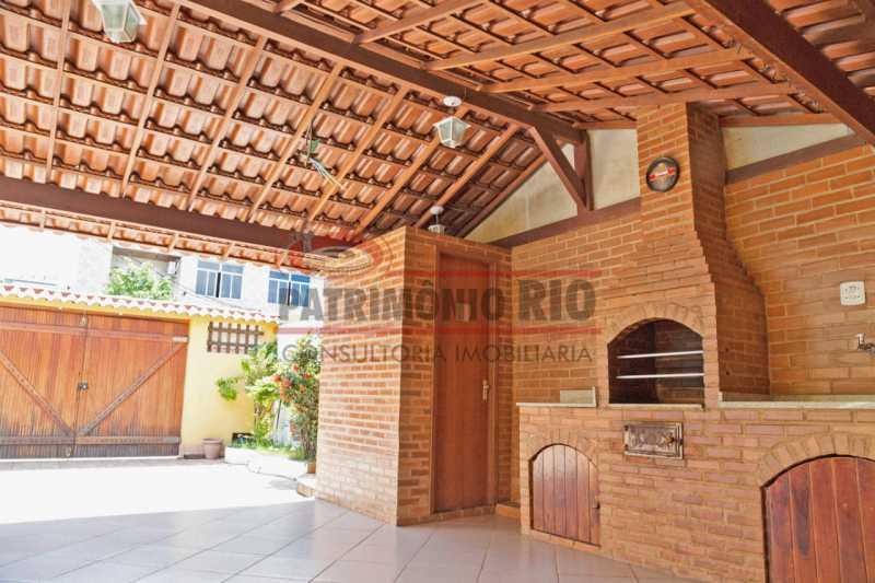 JA 15 - Ótima casa linear em Jardim América - PACA40178 - 30
