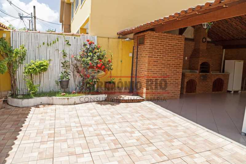 JA 18 - Ótima casa linear em Jardim América - PACA40178 - 26
