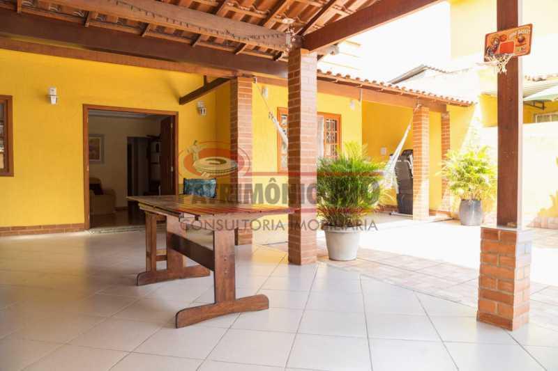 JA 22 - Ótima casa linear em Jardim América - PACA40178 - 24
