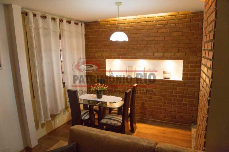 JA 35 - Ótima casa linear em Jardim América - PACA40178 - 3