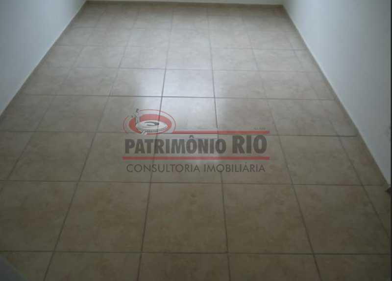 3. - Bom Apartamento em Rocha Miranda, Condomínio Parque Rivoli com 2quartos, closet e vaga de garagem - PAAP23981 - 4