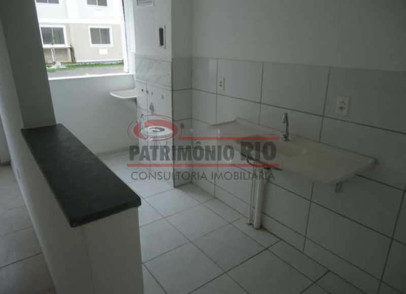 6. - Bom Apartamento em Rocha Miranda, Condomínio Parque Rivoli com 2quartos, closet e vaga de garagem - PAAP23981 - 7