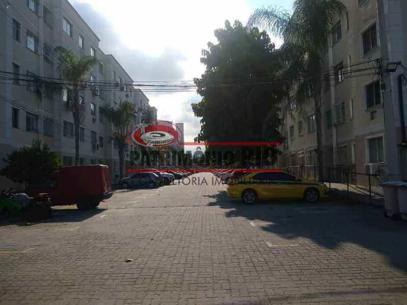 9 - Bom Apartamento em Rocha Miranda, Condomínio Parque Rivoli com 2quartos, closet e vaga de garagem - PAAP23981 - 10