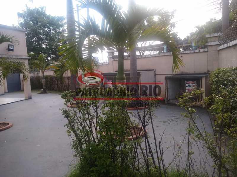 10 - Bom Apartamento em Rocha Miranda, Condomínio Parque Rivoli com 2quartos, closet e vaga de garagem - PAAP23981 - 11