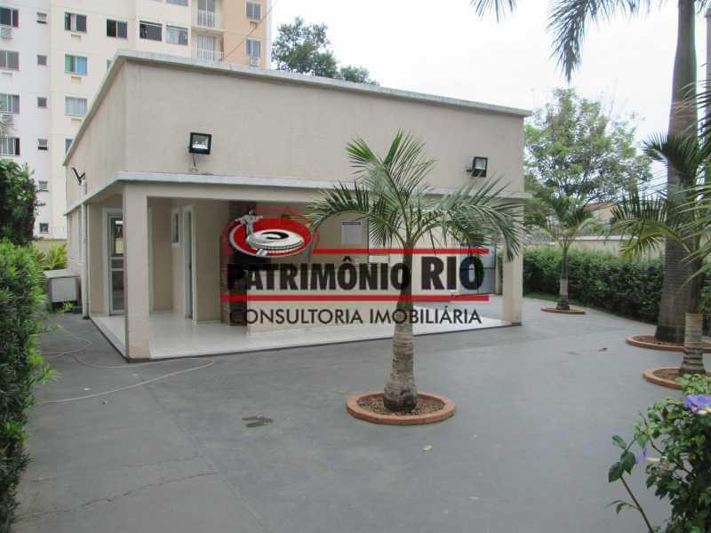 11 - Bom Apartamento em Rocha Miranda, Condomínio Parque Rivoli com 2quartos, closet e vaga de garagem - PAAP23981 - 12