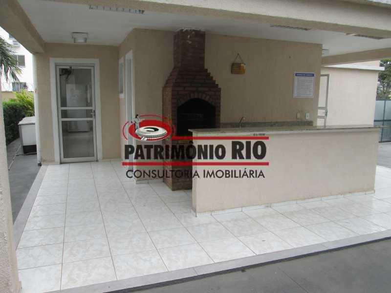 12 - Bom Apartamento em Rocha Miranda, Condomínio Parque Rivoli com 2quartos, closet e vaga de garagem - PAAP23981 - 13