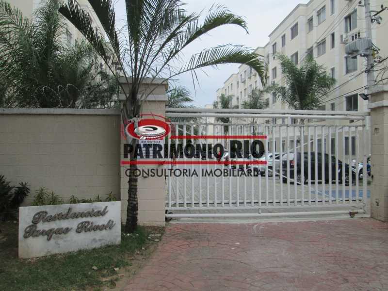13 - Bom Apartamento em Rocha Miranda, Condomínio Parque Rivoli com 2quartos, closet e vaga de garagem - PAAP23981 - 14