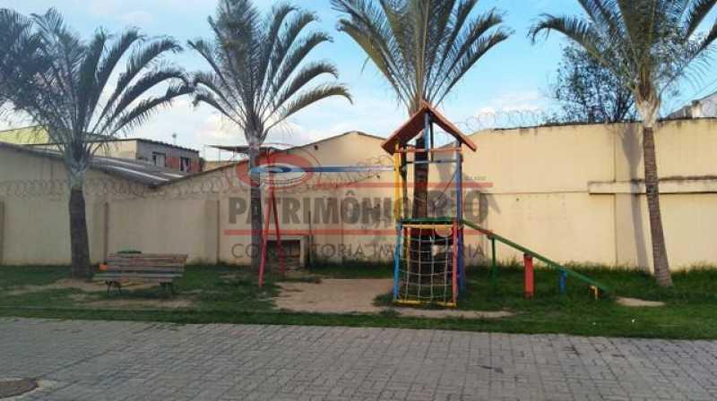 14 - Bom Apartamento em Rocha Miranda, Condomínio Parque Rivoli com 2quartos, closet e vaga de garagem - PAAP23981 - 15