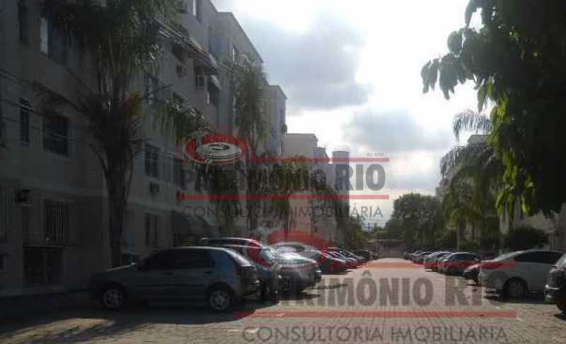 16 - Bom Apartamento em Rocha Miranda, Condomínio Parque Rivoli com 2quartos, closet e vaga de garagem - PAAP23981 - 17