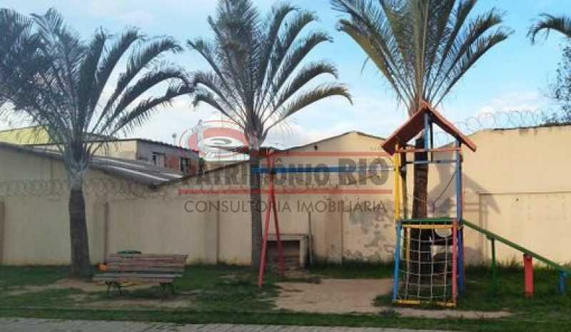 18 - Bom Apartamento em Rocha Miranda, Condomínio Parque Rivoli com 2quartos, closet e vaga de garagem - PAAP23981 - 19