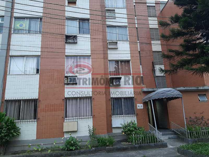 WhatsApp Image 2020-10-20 at 1 - Excelente Apartamento Jardim Sulacap - PAAP23987 - 29