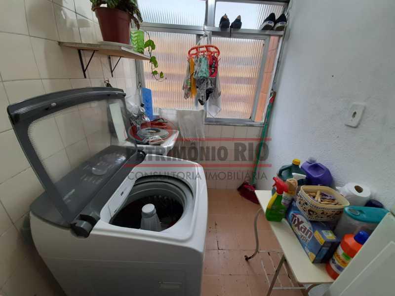 WhatsApp Image 2020-10-20 at 1 - Excelente Apartamento Jardim Sulacap - PAAP23987 - 20