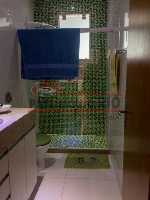 WhatsApp Image 2020-10-19 at 1 - Casa Duplex em Vila Kosmos, boa localização - PACA40182 - 9