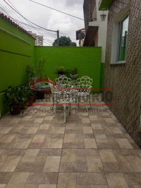 WhatsApp Image 2020-10-19 at 1 - Casa Duplex em Vila Kosmos, boa localização - PACA40182 - 1