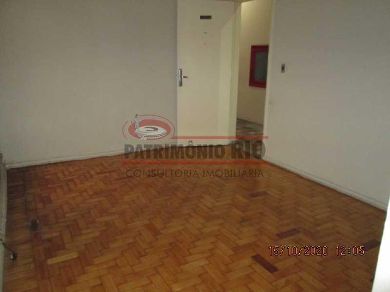 IMG_1516 - Espetacular apartamento, salão - quarto - show de espaço - Vila da Penha - PAAP10455 - 3