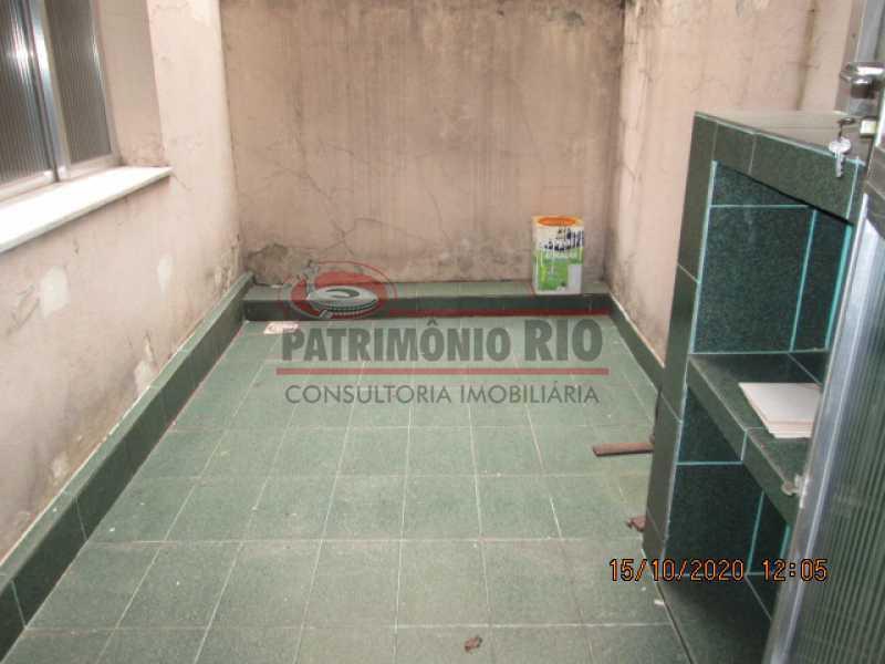 IMG_1518 - Espetacular apartamento, salão - quarto - show de espaço - Vila da Penha - PAAP10455 - 21
