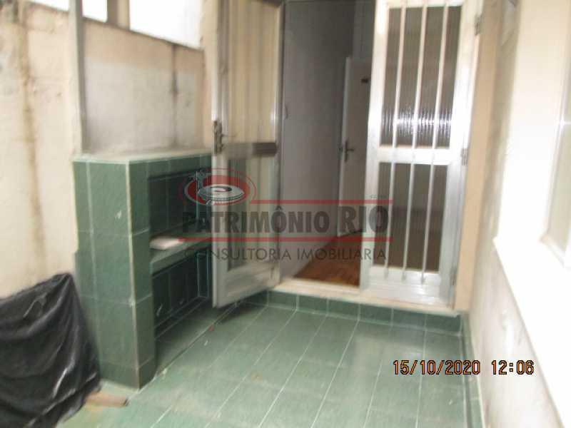 IMG_1519 - Espetacular apartamento, salão - quarto - show de espaço - Vila da Penha - PAAP10455 - 22