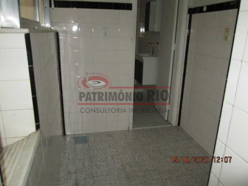IMG_1530 - Espetacular apartamento, salão - quarto - show de espaço - Vila da Penha - PAAP10455 - 20