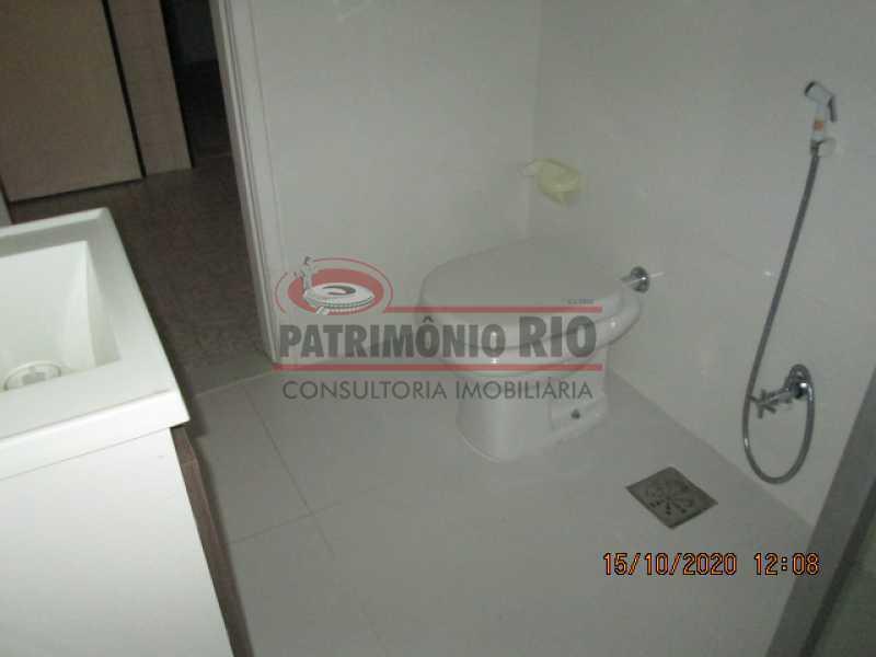 IMG_1532 - Espetacular apartamento, salão - quarto - show de espaço - Vila da Penha - PAAP10455 - 12