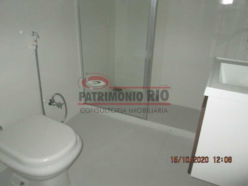 IMG_1534 - Espetacular apartamento, salão - quarto - show de espaço - Vila da Penha - PAAP10455 - 13