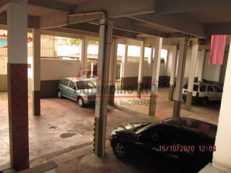 IMG_1538 - Espetacular apartamento, salão - quarto - show de espaço - Vila da Penha - PAAP10455 - 24