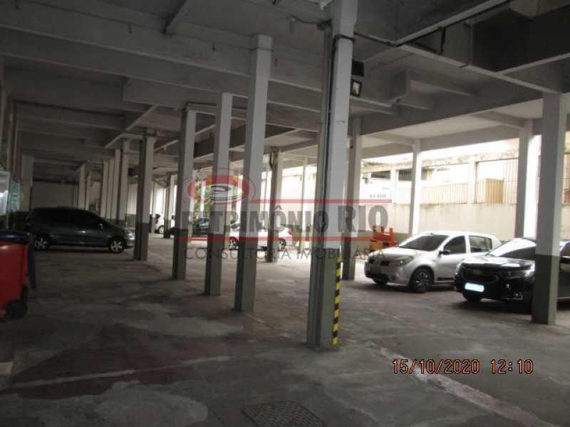 IMG_1540 - Espetacular apartamento, salão - quarto - show de espaço - Vila da Penha - PAAP10455 - 25