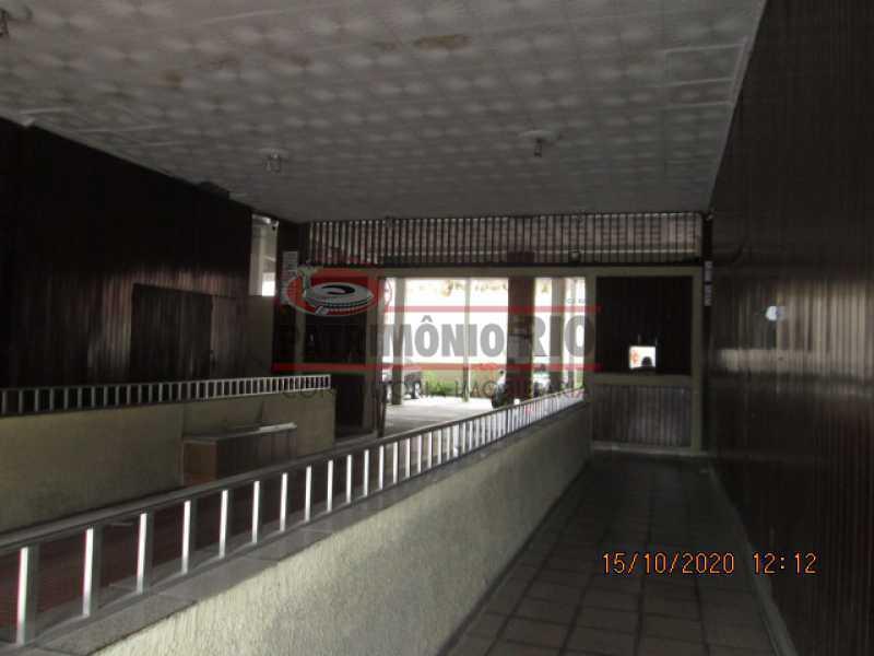 IMG_1543 - Espetacular apartamento, salão - quarto - show de espaço - Vila da Penha - PAAP10455 - 28