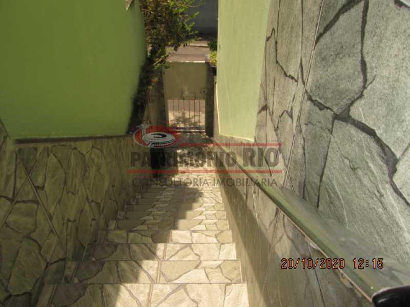 IMG_1552 - Espetacular Casa Duplex, 4quartos, 2vagas de garagem - Vista Alegre - PACN40024 - 4