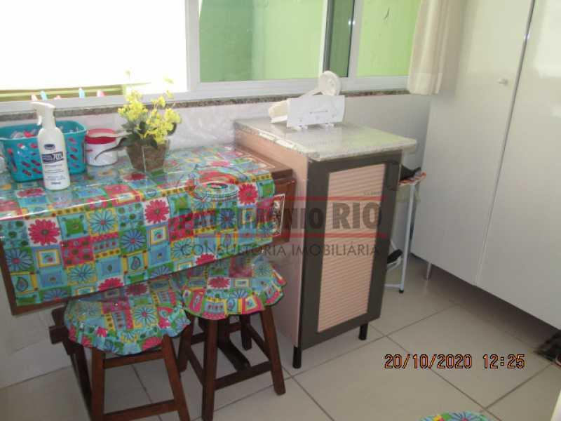 IMG_1573 - Espetacular Casa Duplex, 4quartos, 2vagas de garagem - Vista Alegre - PACN40024 - 26