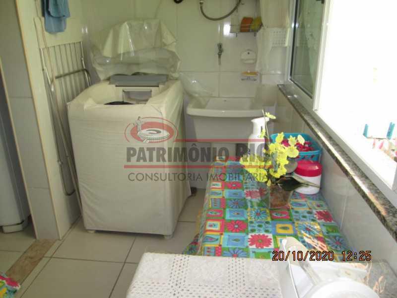 IMG_1574 - Espetacular Casa Duplex, 4quartos, 2vagas de garagem - Vista Alegre - PACN40024 - 27