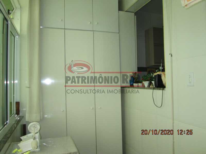 IMG_1575 - Espetacular Casa Duplex, 4quartos, 2vagas de garagem - Vista Alegre - PACN40024 - 28